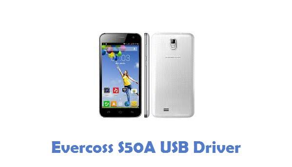 Evercoss S50A USB Driver