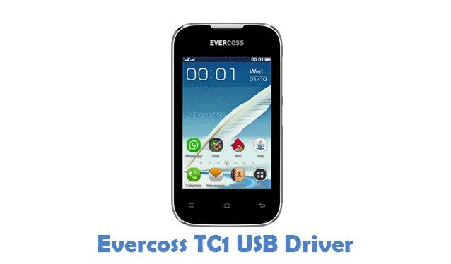 Evercoss TC1 USB Driver