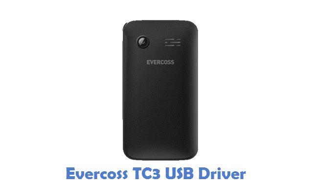 Evercoss TC3 USB Driver