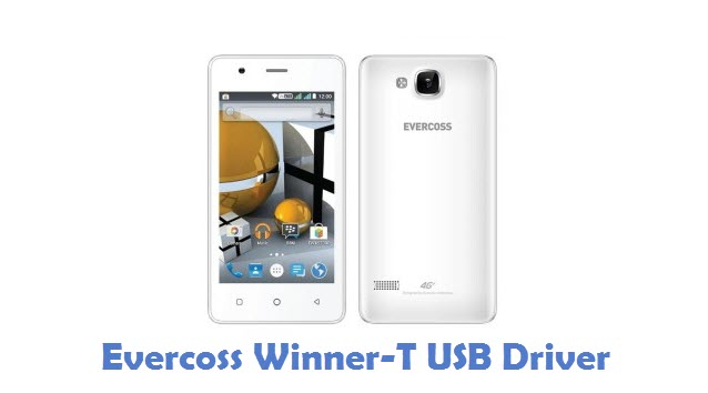 Evercoss Winner-T USB Driver