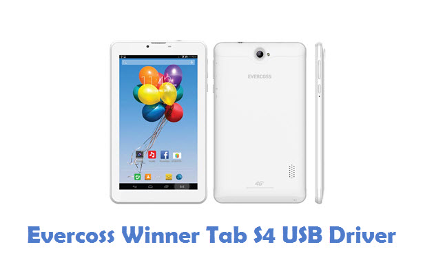 Evercoss Winner Tab S4 USB Driver