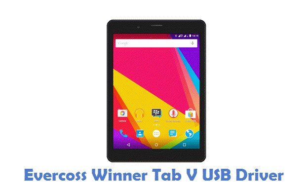 Evercoss Winner Tab V USB Driver