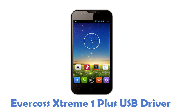 Evercoss Xtreme 1 Plus USB Driver