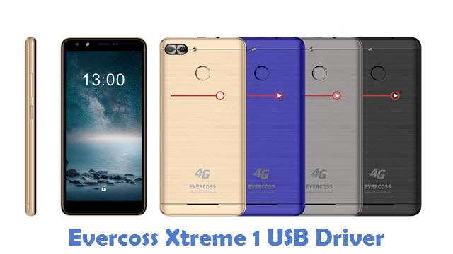 Evercoss Xtreme 1 USB Driver