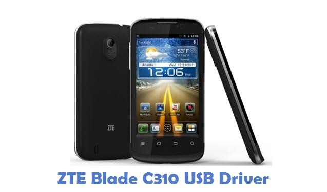 ZTE Blade C310 USB Driver