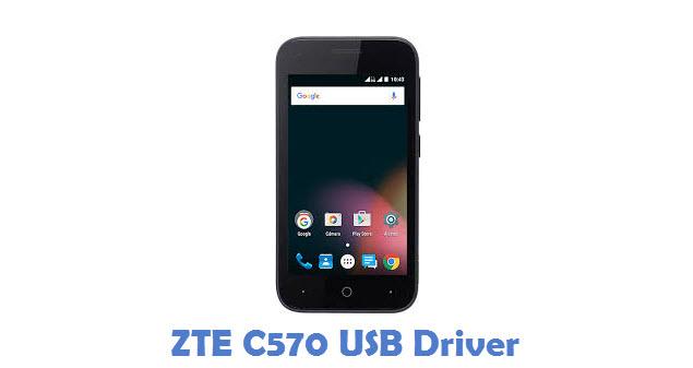 ZTE C570 USB Driver