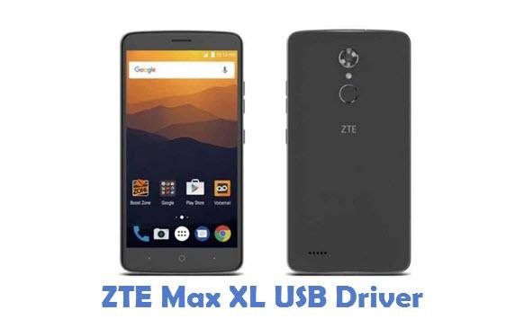 ZTE Max XL USB Driver