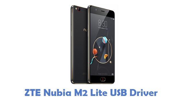 ZTE Nubia M2 Lite USB Driver