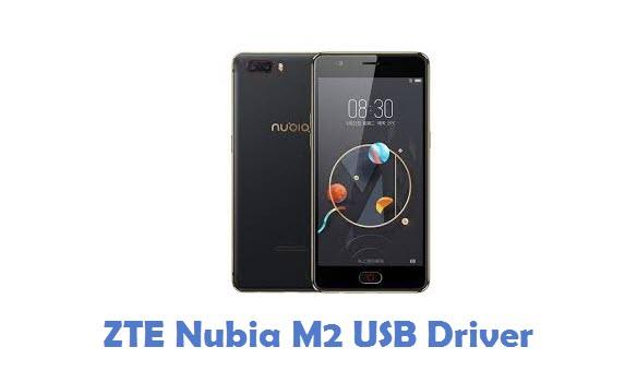 ZTE Nubia M2 USB Driver