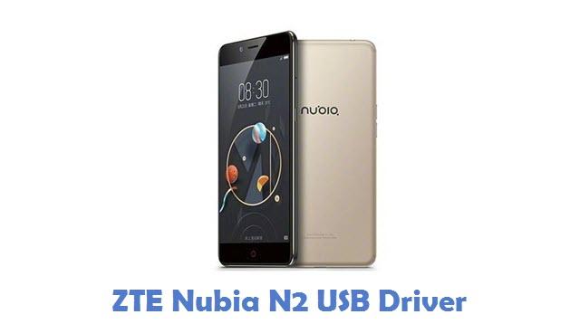 ZTE Nubia N2 USB Driver
