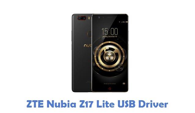 ZTE Nubia Z17 Lite USB Driver