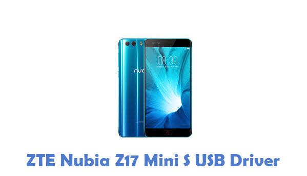 ZTE Nubia Z17 Mini S USB Driver