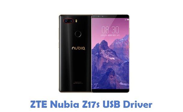 ZTE Nubia Z17s USB Driver