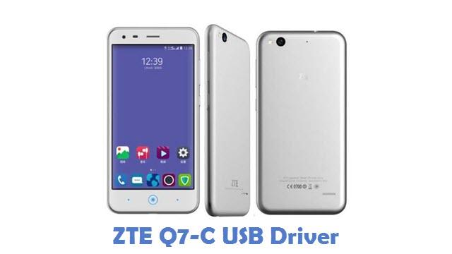 ZTE Q7-C USB Driver