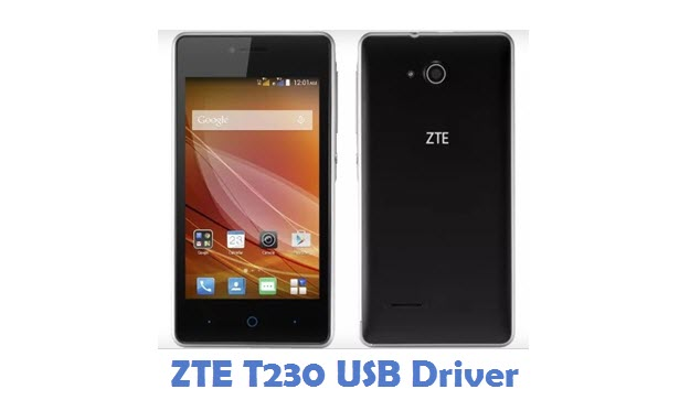 ZTE T230 USB Driver
