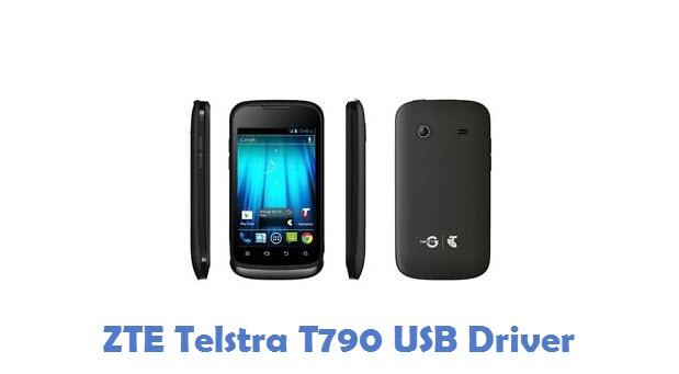 ZTE Telstra T790 USB Driver