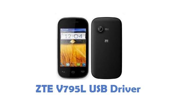 ZTE V795L USB Driver