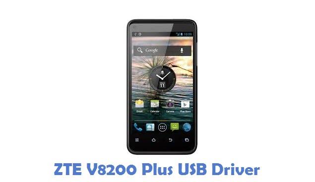 ZTE V8200 Plus USB Driver