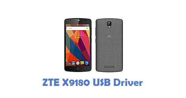 ZTE X9180 USB Driver