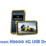 Bassoon K8000 3G USB Driver