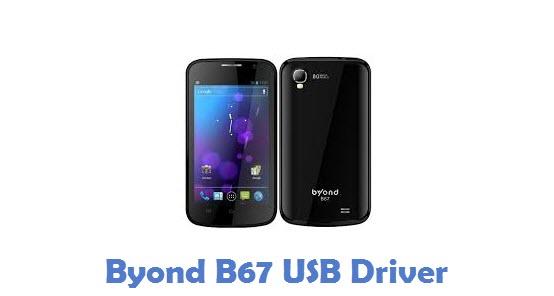 Byond B67 USB Driver