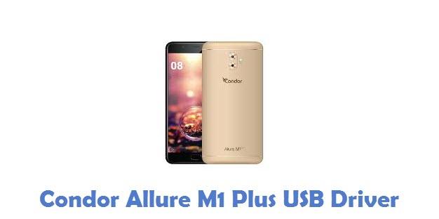Condor Allure M1 Plus USB Driver