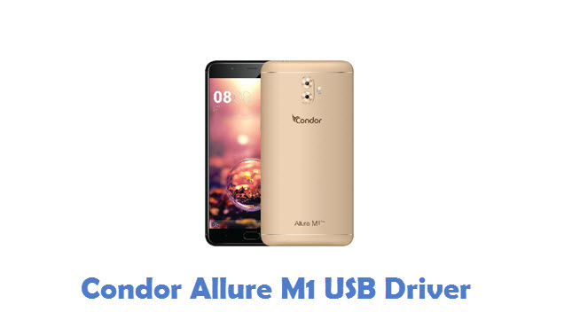 Condor Allure M1 USB Driver