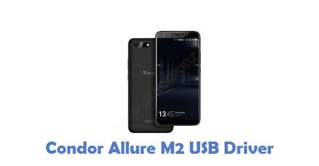 Condor Allure M2 USB Driver