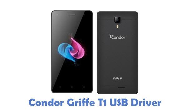 Condor Griffe T1 USB Driver