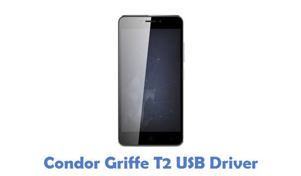 Condor Griffe T2 USB Driver