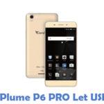 Condor Plume P6 PRO Let USB Driver