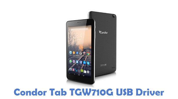 Condor Tab TGW710G USB Driver
