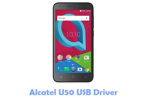 Alcatel U50 USB Driver