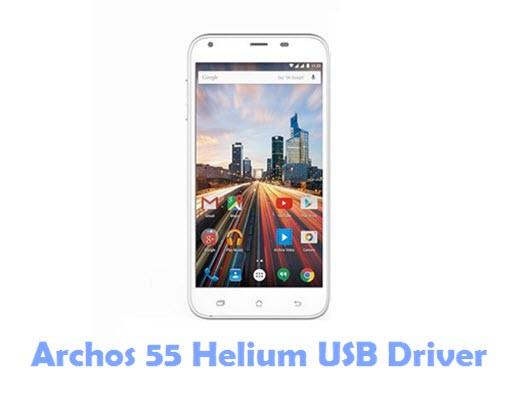 Archos 55 Helium USB Driver