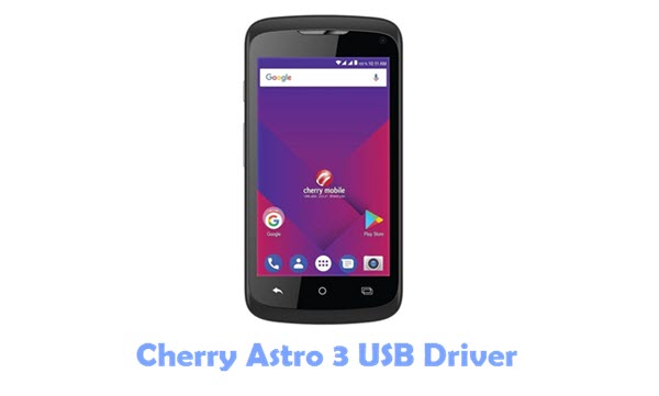 Download Cherry Astro 3 USB Driver