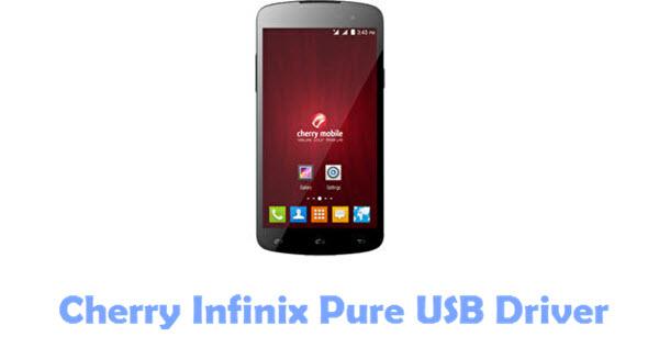 Download Cherry Infinix Pure USB Driver