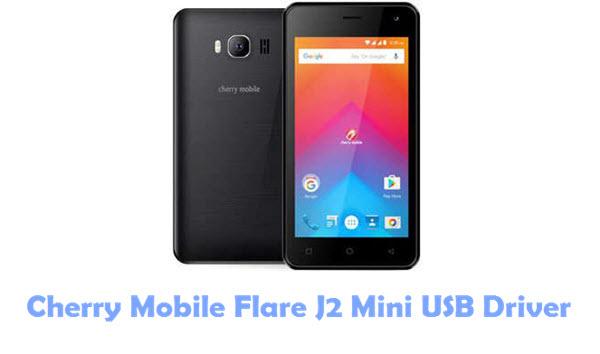 Cherry Mobile Flare J2 Mini USB Driver