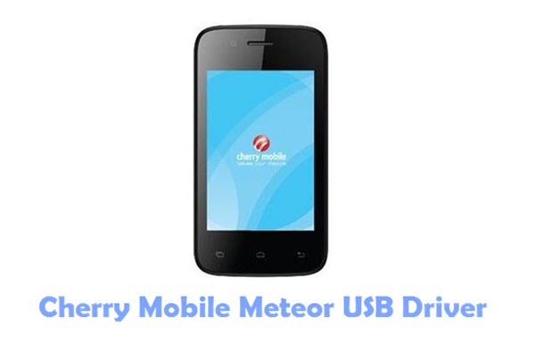 Cherry Mobile Meteor USB Driver