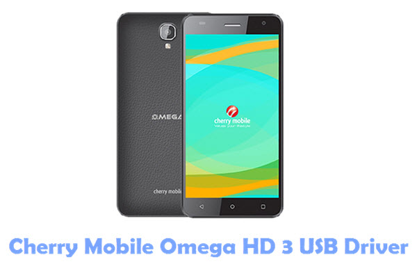 Cherry Mobile Omega HD 3 USB Driver