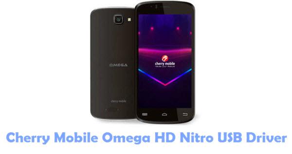 Cherry Mobile Omega HD Nitro USB Driver