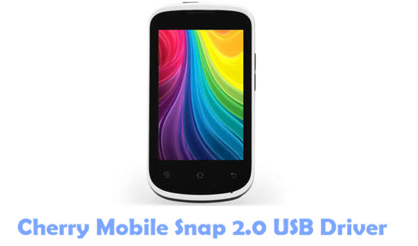 Cherry Mobile Snap 2.0 USB Driver