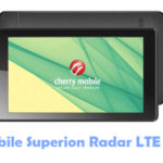 Cherry Mobile Superion Radar LTE USB Driver