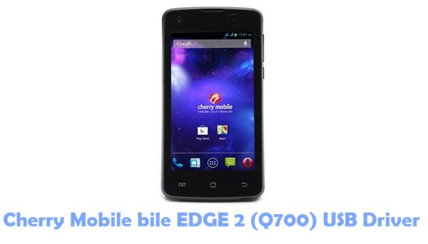 Cherry Mobile bile EDGE 2 (Q700) USB Driver