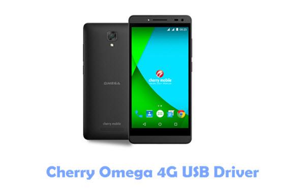 Cherry Omega 4G USB Driver