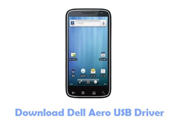 Download Dell Aero USB Driver