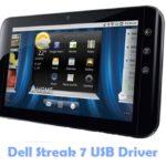 Dell Streak 7 USB Driver