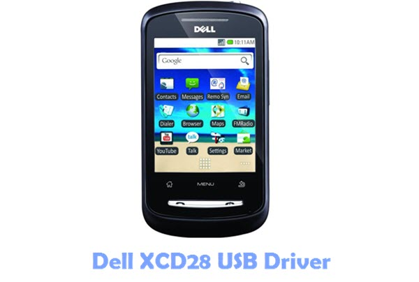 Dell XCD28 USB Driver
