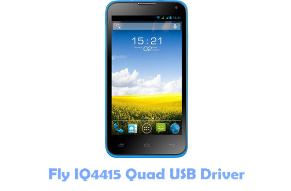 Fly IQ4415 Quad USB Driver
