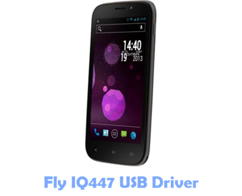 Fly 447 firmware
