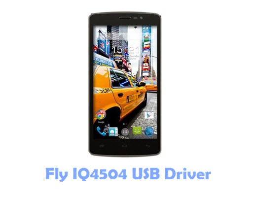 Download Fly IQ4504 USB Driver